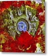 Iron Man 2 Metal Print