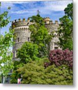 Arcadia University Castle - Glenside Pennsylvania Metal Print