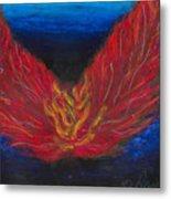 Arch Angel Gabrielle  Metal Print