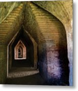 Arch Infinity Metal Print