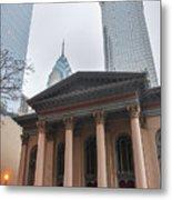 Arch Street Presbyterian Church - Philadelphia Metal Print