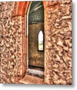 Arch To Arch. Metal Print