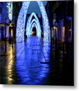 Arch To Freedom Metal Print