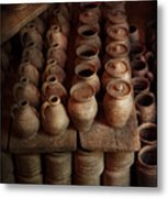 Archaeologist - Pottery - Today's Dig Was Amazing Metal Print by Mike Savad