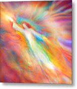 Archangel Jophiel Illuminating The Ethers Metal Print