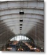 Arched Metal Print