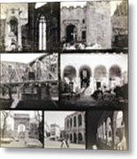 Arches 2 Metal Print