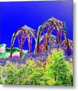 Arches 6 Metal Print