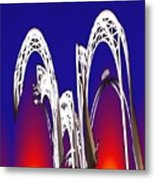 Arches 8 Metal Print
