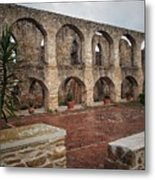 Arches And Arches Metal Print