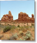 Arches Formation 33 Metal Print