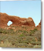 Arches Formation 34 Metal Print