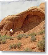 Arches Formation 40 Metal Print