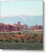 Arches National Park 19 Metal Print