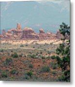 Arches National Park 20 Metal Print