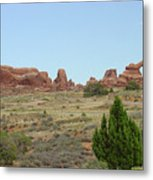 Arches National Park 21 Metal Print