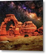 Arches National Park 44 Metal Print