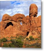 Arches National Park 8 Metal Print
