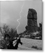 Arches National Park Utah-signed Metal Print