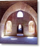 Arches Of Sunshine Metal Print