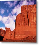 Arches Pano Metal Print