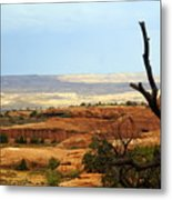 Arches Vista Metal Print
