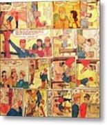 Archie Comics Metal Print
