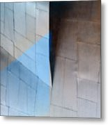 Architectural Reflections 4619e Metal Print