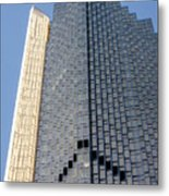 Architectural Abstract - 167 Metal Print