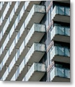 Architectural Abstract - 231 Metal Print
