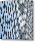 Architectural Abstract - 4 Metal Print