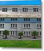 Architectural Design Mare Island Shipyard Vallejo Ca Metal Print