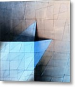 Architectural Reflections 4619c Metal Print