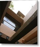 Architecture Fallingwater  Metal Print