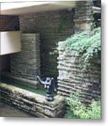 Architecture Frank Lloyd Wright Metal Print