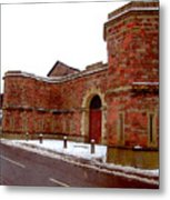 Architecture In England  Metal Print