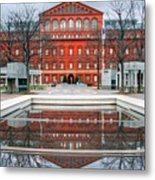 Architecture Metal Print