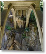 Archway To The Abyss Metal Print
