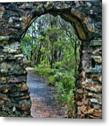 Archway To The Forest Metal Print