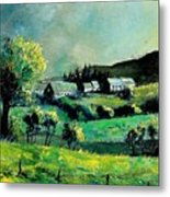 Ardennes 79 Metal Print