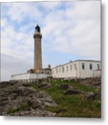 Ardnamurchan Point Metal Print