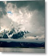 Are There Any Mountains Metal Print