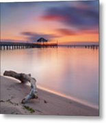 Are We Predestined To Get What We Get Metal Print