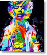 Are You Experienced? Metal Print