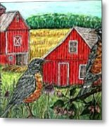 Are You Sure This Is The Way To St.paul? Metal Print