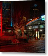 D66l-4 Arena District Photo Metal Print