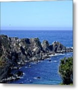Arena Point California Metal Print