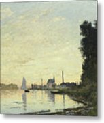 Argenteuil In Late Afternoon Metal Print