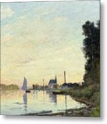 Argenteuil, Late Afternoon Metal Print