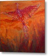 Arising From The Depths Metal Print